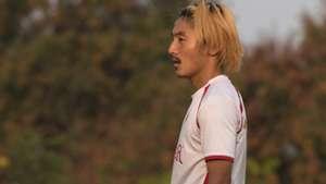 Katsumi Yusa East Bengal FC I-League 2017/2018