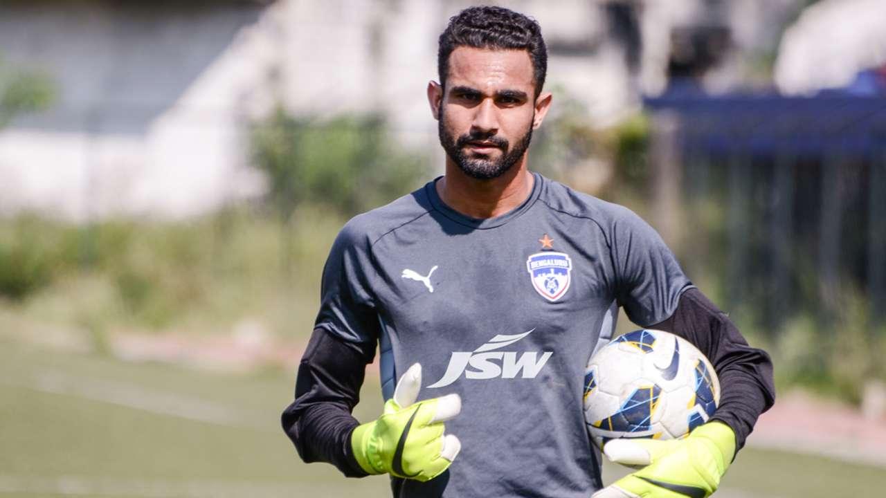 Amrinder Singh Bengaluru FC