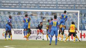 Chennai City FC East Bengal Federation Cup 2017