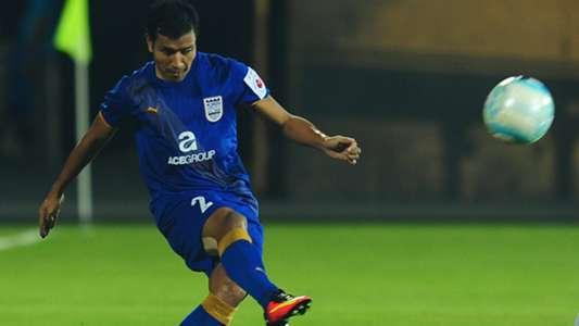 Aiborlang Khongjee Mumbai City FC NorthEast United FC ISL Season 3 2016