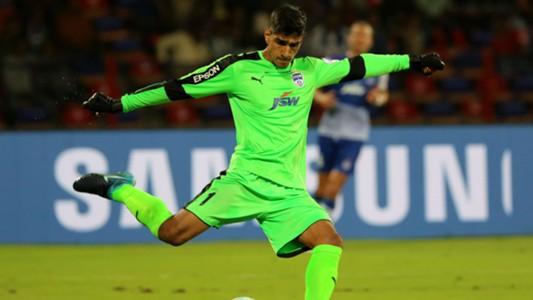 Gurpreet Singh Bengaluru FC Jamshedpur FC ISL 4 2017/2018