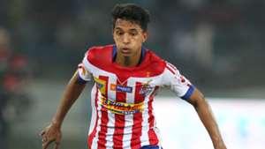 Sameehg Doutie Atletico de Kolkata Delhi Dynamos FC ISL season 2