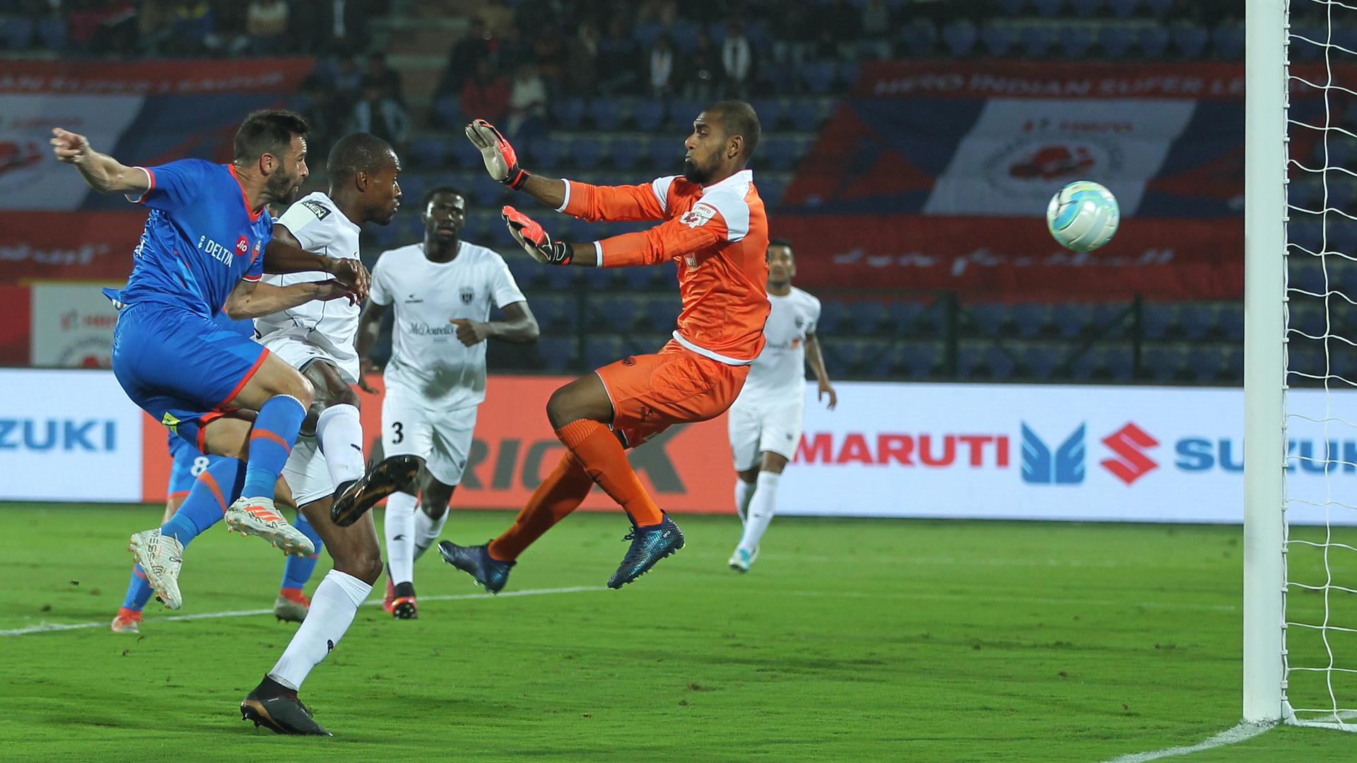 NorthEast United FC FC Goa ISL 4 2017/2018