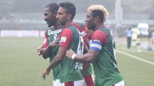 Sony Norde Faiaz Dipanda Mohun Bagan Churchill Brothers SC I-League 2017/2018