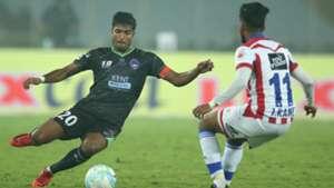Pritam Kotal ATK Delhi Dynamos FC ISL 4 2017/2018
