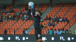 Gurpreet Singh Sandhu Indian National Team training session