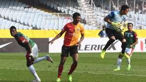 Willis Plaza East Bengal Mohun Bagan I-League 2017/2018