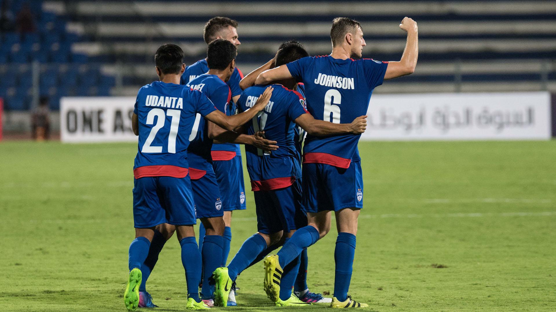 Bengaluru FC Mohun Bagan AFC Cup 2017