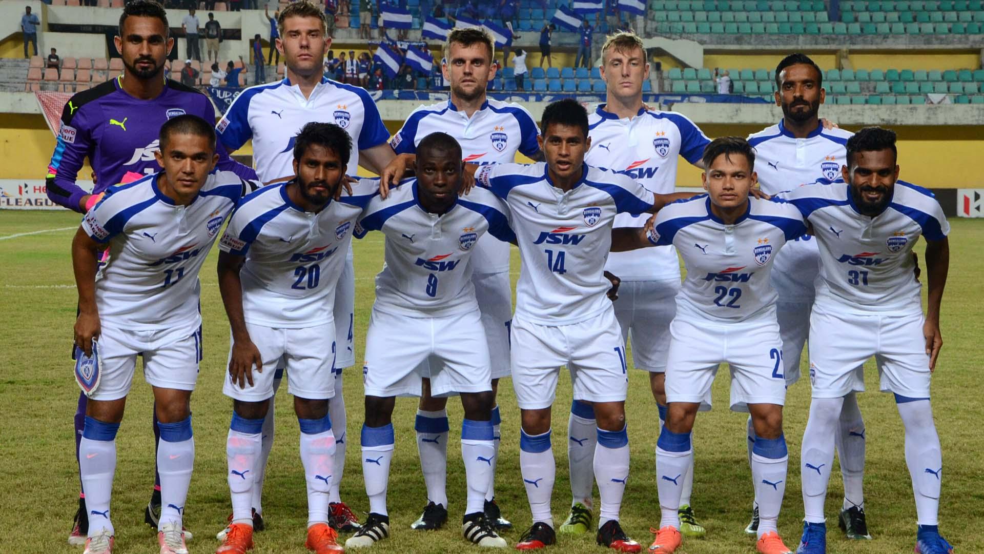 Churchill Brothers Bengaluru FC I-League 2017