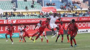 Churchill Brothers Shillong Lajong FC I-League 2017/2018