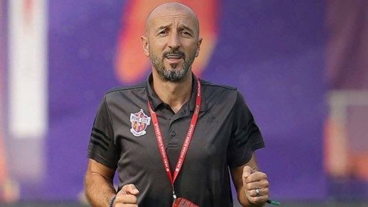 Ranko Popovic FC Pune City ISL season 4 2017/2018