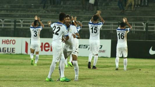 Gokulam FC Indian Arrows I-League 2017/2018