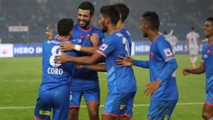 Delhi Dynamos FC FC Goa ISL Season 4 2017/2018