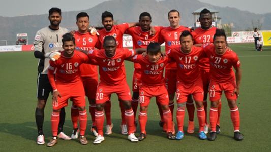 Aizawl FC Mumbai FC I-League 2017