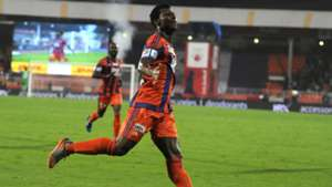 Kalu Uche FC Pune City Kerala Blasters FC ISL season 2