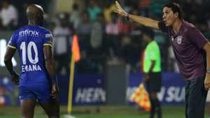 Alexandre Guimaraes Mumbai City FC ATK ISL 4 2017/2018