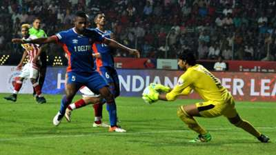 Subhasish Roy Chowdhury Atletico de Kolkata FC Goa ISL season 3 2016