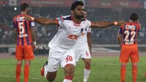 Anas Edathodika Delhi Dynamos FC FC Pune City ISL season 2