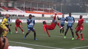 Shillong Lajong FC Minerva Punjab FC I-League 2017/2018