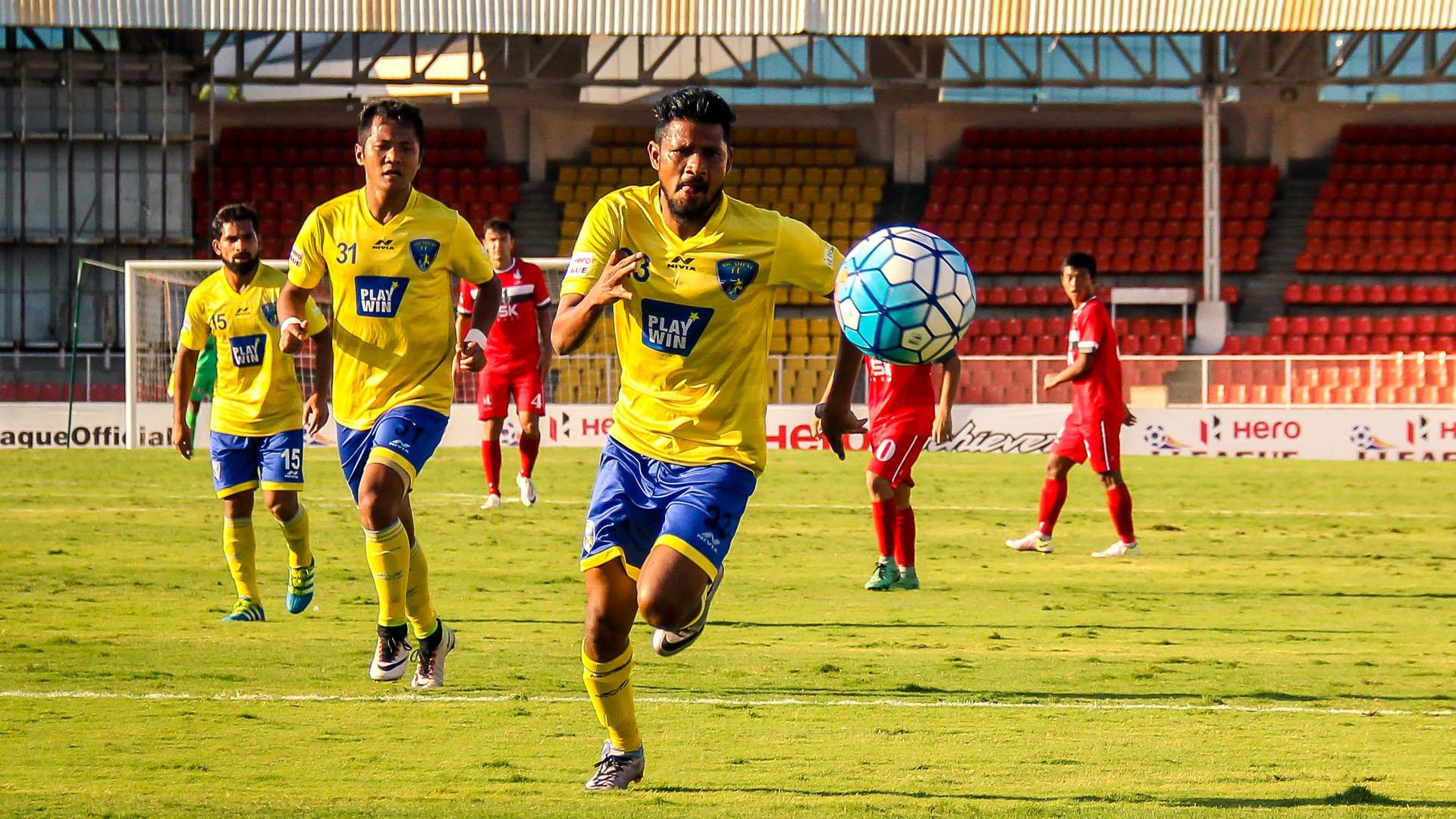 DSK Shivajians FC Mumbai FC I-League 2017
