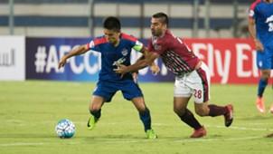 Sunil Chhetri Bengaluru FC Mohun Bagan AFC Cup Group Stage 2017