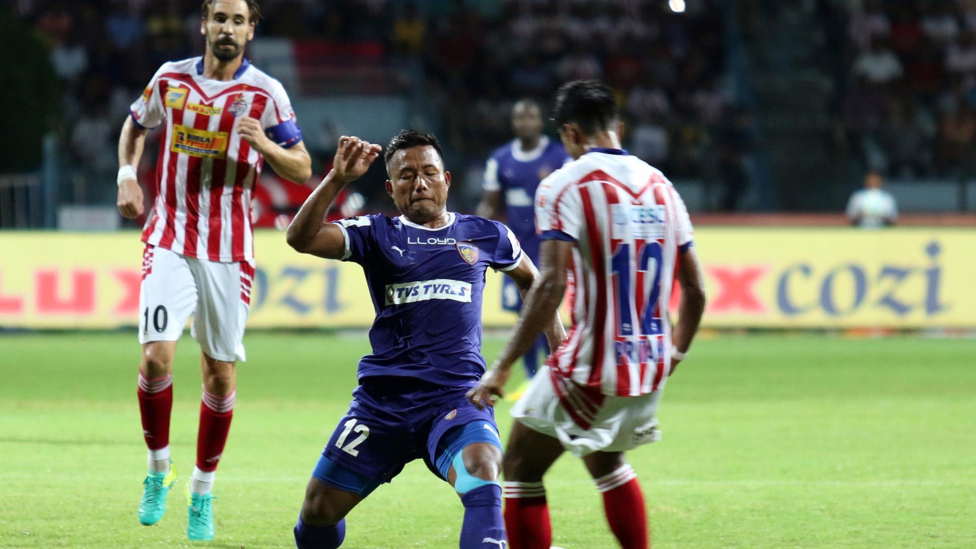 Jeje Lalphekhlua Atletico de Kolkata Chennaiyin FC ISL Season 3 2016