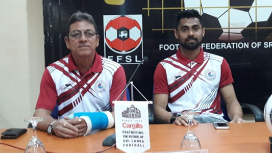 Mohun Bagan Press conference Colombo AFC Cup