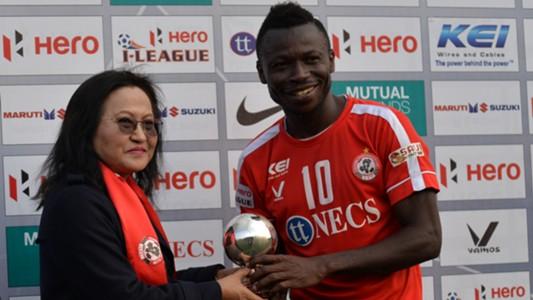 Dodoz Aizawl FC Mohun Bagan I-League 2017/2018