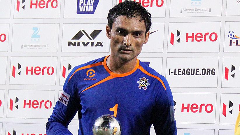 Karanjit Singh Mumbai FC Chennai City FC I-League 2017