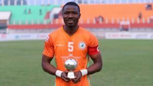 Kallon Kiatamba NEROCA FC I-League 2017/2018