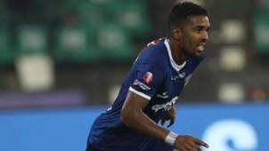 Gregory Nelson Chennaiyin FC FC Pune City ISL 4 2017/2018