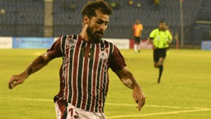 Balwant Singh Mohun Bagan East Bengal Federation Cup Semi Final 2017