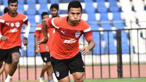 Sena Raltein Bengaluru FC training session
