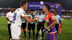FC Pune City Mumbai City FC ISL season 4 2017/2018