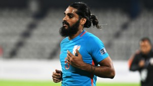 Sandesh Jhingan Indian National Team