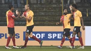 Eduardo Ferreira East Bengal Shillong Lajong FC I-League 2017/2018