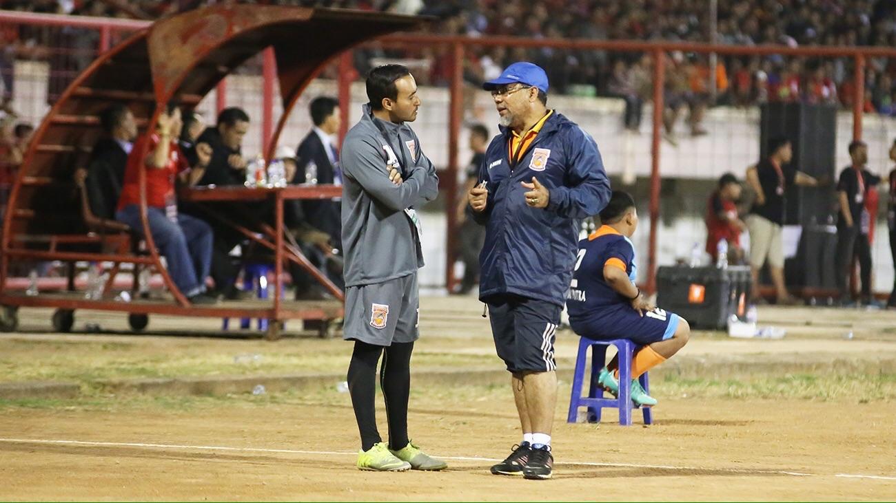 Jaino Matos & Iwan Setiawan-Pelatih Pusamania Borneo FC