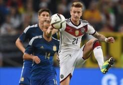 Germany - Argentina, Marco Reus 140903