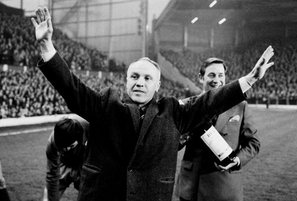 Bill Shankly - 1971