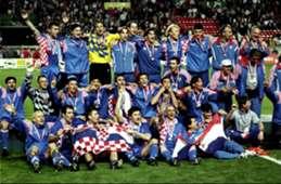 Croatia World Cup 1998