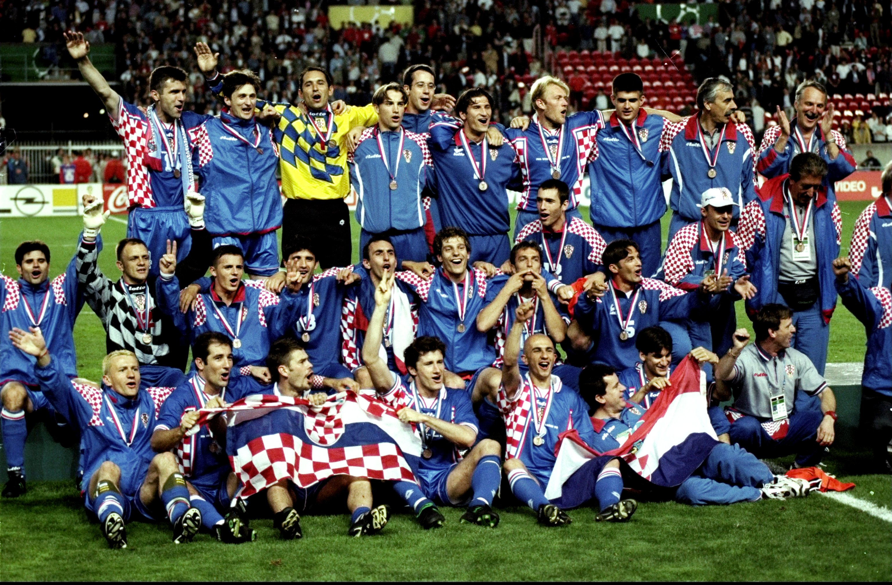 Croatia World Cup 1998