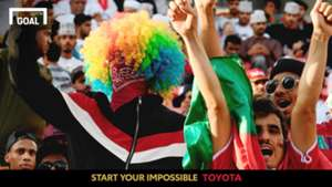 Toyota - Asian Cup Cover