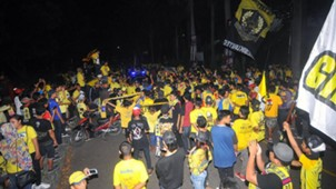 Demo Ultras - Fans Persegres Gresik United