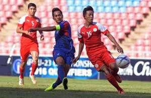 Prak Mony Udom - Cambodia U-23