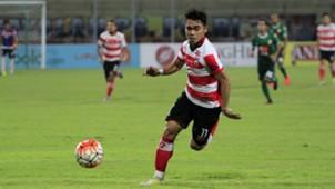 Rossy Noprihanis - Madura United