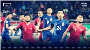 Clear Cover Thailand vs Indonesia