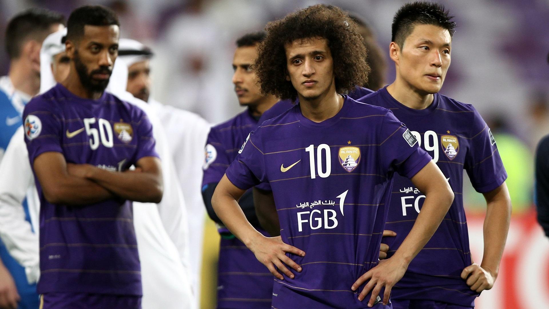 Omar Abdulrahman - Al Ain