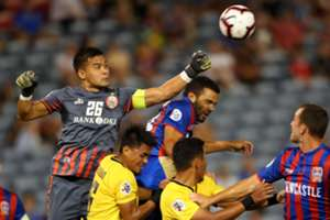 Newcastle Jets vs Persija
