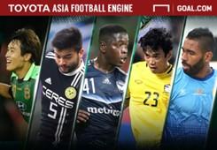 Toyota - Pemain Terbaik Asia