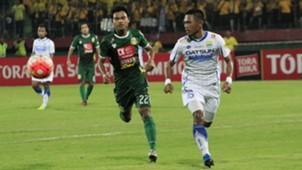 Toni Sucipto - Persib Bandung - Bhayangkara Surabaya United & Fandi Eko Utomo